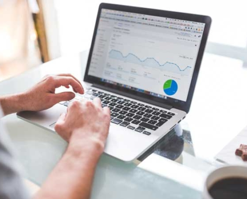 Digital experience and Data analysis